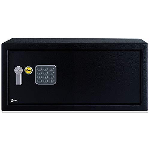 Yale YLC/200/DB1 - Caja fuerte con alarma para ordenador portátil