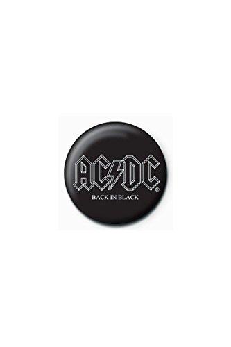 AC/DC, In Back Black-BADGE
