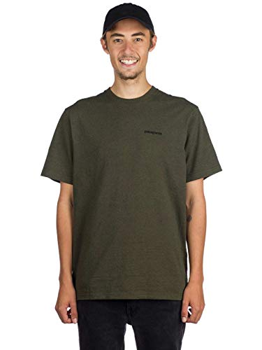 Patagonia Herren T-Shirt Dunkelbraun (147) XL