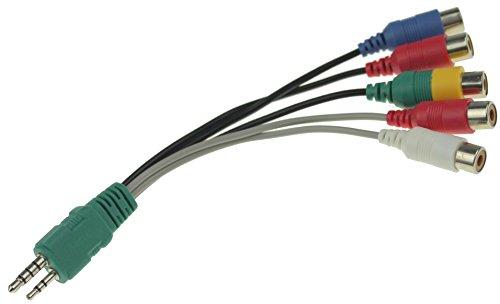 Original Panasonic K2KYYYY00227 AV-Kabel für Fernseher / LCD-TV