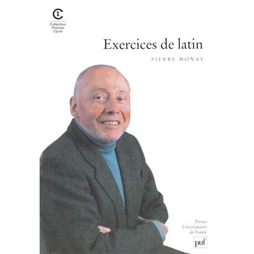 Exercices de latin