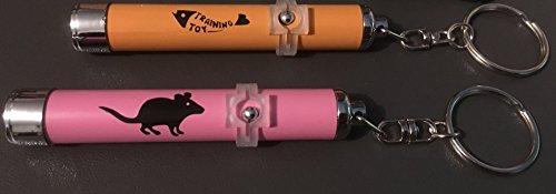 Spielzeug LED für Katzen Motive Maus und Fisch (Kostenloser Versand in Frankreich)