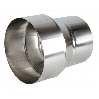 ISOTIP JONCOUX - CONDUCTO DE HUMO - REDUCCION DIAMETRO 153MM X 125MM - : 034325