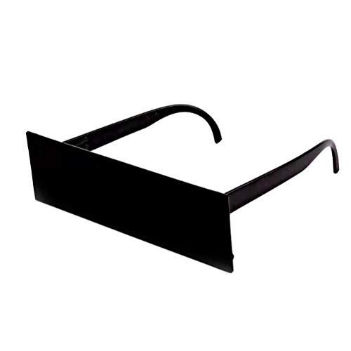 Pixelated Sonnenbrillen,Durable und praktisch Neuheit Unisex Mosaic Glasses Party Deal Kostüm Party mit IT Sonnenbrillen Spielzeug für (Thug Life Kostüm)