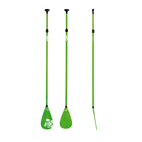 Jobe SUP Fiberglass Paddle 3 Pieces 2017 - Green