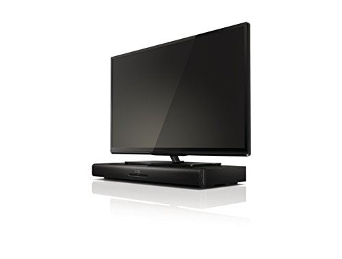 Philips HTB4152B/12 SoundStage (3D Blu-ray, HDMI ARC, Opt-in, Bluetooth Apt-X, NFC, WiFi integriert) schwarz