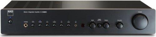 Amplificatore NAD C316BEE stereofonico integrato Graphite