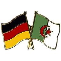 Yantec Freundschaftspin Pin Deutschland Algerien