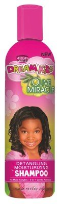 AP Dream Enfant Olive Miracle Shampooing démêlant 355 ml