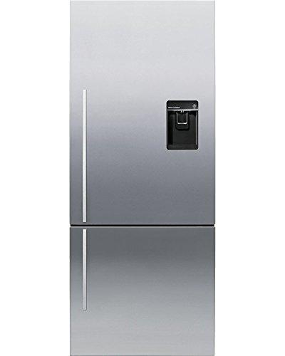 Fisher & Paykel E442BRXFDU4 Freestanding Fridge Freezer -Stainless Steel