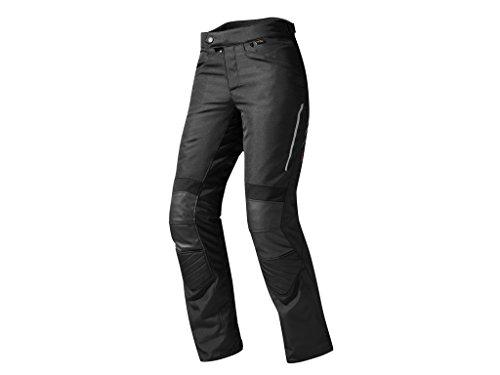 Revit Factor 3 Damen Motorradhose, Farbe schwarz, Größe 36