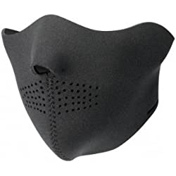 Demi masque neoprene Black Panther - Airsoft - Paintball - Moto - Ski - Outdoor