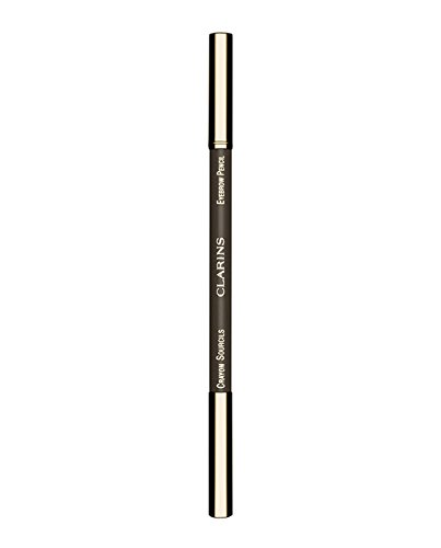 Clarins - Crayon Sourcils - Eyebrow Pencil - Matita per gli occhi - 1.3 g - colore: 01 dark brown