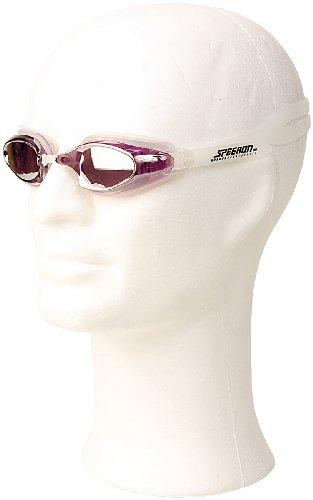 Speeron Taucherbrille: verspiegelte Profi-Schwimmbrille (Schutzbrille)