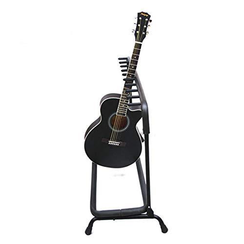 FELICIPP Gitarre Bass Faltbarer Ständer Leistungsinstrument Bühnenständer