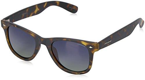 Polaroid Unisex-Erwachsene PLD-6009-N-SLG-S Sonnenbrille, Braun (Marrón), 48