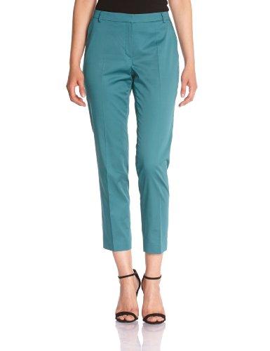 Esprit Tailleur-Pantaloni modello Chino, da donna Bleu (Turquoise 449) (Taglia produttore : 38)