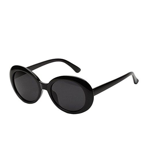 Topgrowth Occhio di Gatto Donna Uomo Vintage Cat Eye Occhiali da Sole Retro Eyewear Vacanza Estate Sunglass