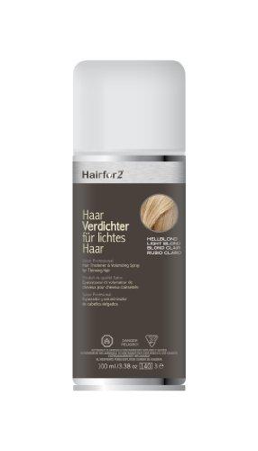 Vorratsangebot! 3 x Hairfor2 Haarverdichtungsspray 100ml (Hellblond)