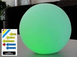 Boule lumineuse LIGHT BALL COLOR LED Ø60cm télécommandé Batimex 303126