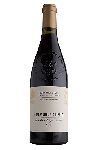 The Wine Merchant's Range 2016/2017 Berry Bros. & Rudd Chateauneuf-du-Pape Red Wine, 75 cl