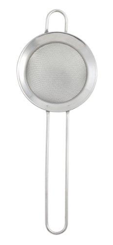 Metaltex 116908010 Victoria - Colino in acciaio INOX, 8 cm