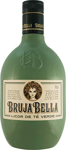 Bruja Bella Grüner Tee Likör 25% vol.