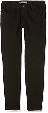 Cache Cache - Jeans - Skinny - Femme - Noir (Pirate Black) - FR : 34 (Taille fabricant : 34)