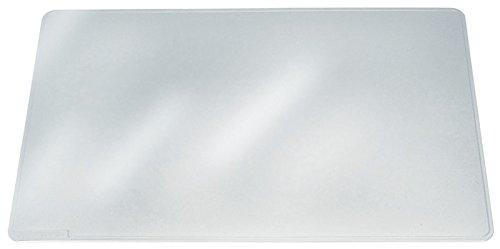 Durable 711219 Schreibunterlage Duraglas, 40 x 53 cm, transparent -