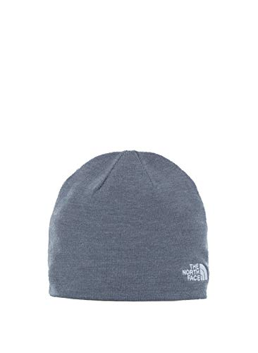 The North Face Gateway Bonnet Mixte Adulte, TNF Medium Grey Heather, FR Fabricant : Taille Uniqu