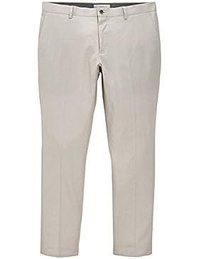 next Hombre Pantalones Textura Regular Ropa De Abajo