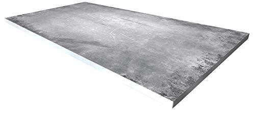 Queence Design-Tisch/Schreibtisch/hochwertige Tischplatte/Esstisch/Arbeitstisch/Bürotisch/DIY/in Zwei Größen erhältlich/ab 149 Euro