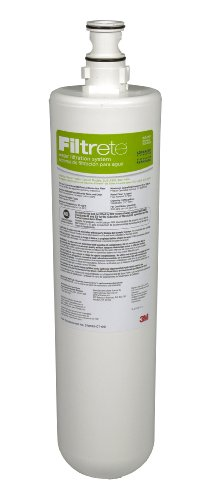 Filtrete Under Sink Advanced Replacement Water Filter 3us