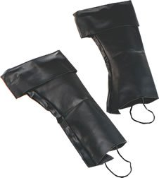 Pirate Boot Top Covers