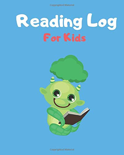 Reading Log For Kids: Perfect Gifts For Little Readers Reading Review Organizer and Journal