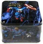 Marvel Masterpieces Series I Individual Tin by Skybox International (Marvel Masterpieces Series)