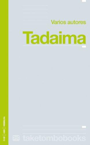 Tadaima por Varios