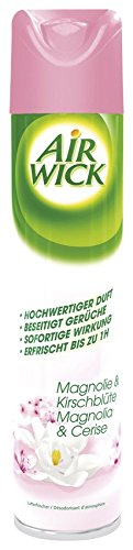 Air Wick Duftspray Magnolie & Kirschblüte, 6er Pack (6 x 300 ml)