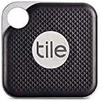 Tile Pro avec pile remplaçable - Localisateur de clés. Localisateur de téléphone. Localisateur d'objets - 1 par lot