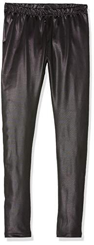 NAME IT NOS Mädchen Nkfban Legging Noos Hose, Schwarz Black, (Herstellergröße:140)