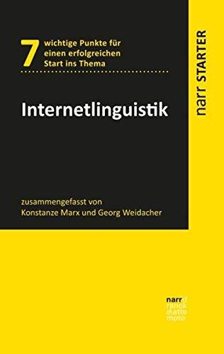 Internetlinguistik (narr STARTER)