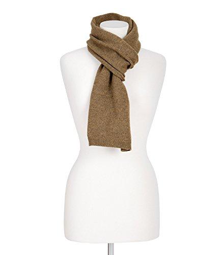 WoolOvers Schal für jeden Tag aus Lammwolle für Herren Wooded