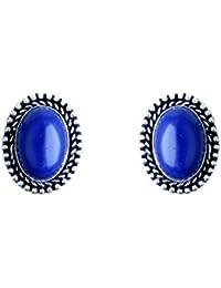 Waama Jewels Agate Earring / Stud Earring / Tops Earring / Daily Wear Earring / 99 Rs. Earring / Under 100 Rs....