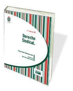 DERECHO SINDICAL por MANUEL CARLOS PALOMEQUE LOPEZ