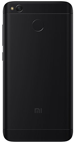 [Get Discount ] Redmi 4 (Black, 3GB RAM, 32GB Storage) 31tKllT23eL