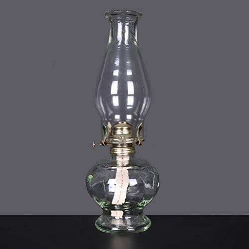 XRYDLL Öllampen Petroleumlampe Brenner Retro Camping Licht Fotografie Requisiten Zelt Licht Stromausfall Notlicht Große Kapazität -