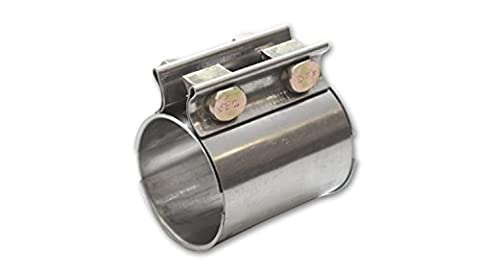 Vibrant Performance 1171 Stainless Steel Sleeve Clamp 2-1/2in