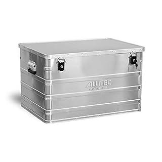 Aluminiumbox B184 mit Zylinderschloss 790 x 560 x 487 mm