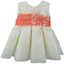 Vestido de Ceremonia, Bautizo, Bodas,Arras de Bebe Niña para 18 Meses, Fabricación Española