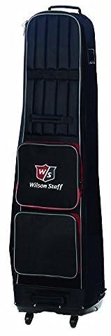 Wilson Golf Reisebag Folded Cover - Golf Club Carry Bag Color: Black Size: (Viaggio Zaino Wilson)